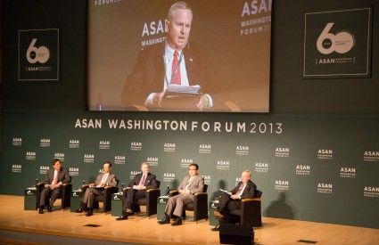 """Synopsis of the Asan Washington Forum, 2013: """"The Enduring Alliance: Celebrating the 60th Anniversary of ROK-US Relations"""""""